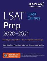 LSAT Logic Games Prep 2020-2021
