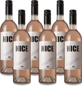 Nice Rosé - 75 cl x6 (Doos)