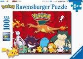 Ravensburger Pokémon. Puzzel van 100 stukjes