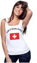 Zwitserland tanktop dames L