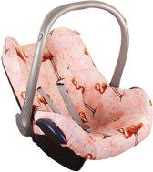 Ukje - Maxi Cosi Hoes voor Cabriofix Pebble Citi Rock - Roze