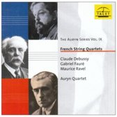 French Quartets (Debussy, Faure, Ravel)