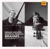 Brahms: Violin Sonatas 1-3