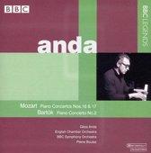 Mozart, Bartok: Piano Concertos