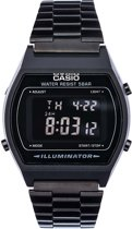 Casio Collection B640WB-1BEF - Horloge - Staal - Zwart - Ø 35 mm