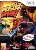 Wii Musiic Party