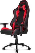 AKRACING Nitro Gaming Racestoel - Rood