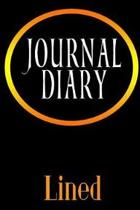 Journal Diary Lined