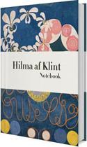 Hilma AF Klint Blue Notebook