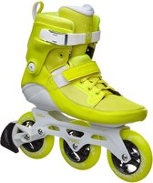 Powerslide Inline Skates Swell Unisex Lime Maat 47