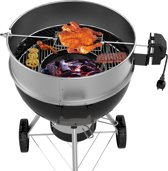 BBQ Rotisserie Ring 57 CM in duurzame RVS uitvoering
