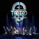 Toto - 35th Anniversary Tour: Live In Poland (Blu-ray+Dvd+2CD+Book Deluxe Edition)