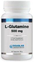 L-Glutamine 500 mg (60 capsules) - Douglas Laboratories