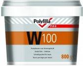 Polyfilla Pro Houtreparatie W100 Acrylplamuur 800gr