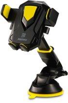 Remax, Universele Autohouder, RM-C26 Transformer, Transformeerbaar In Vier Manieren! Zwart/Geel