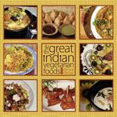 The Great Indian Vegetarian Foods