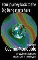 Illustrated Cosmic Monopole