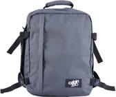 Cabinzero Mini - handbagage rugzak - 28 liter - wizair afmetingen - Original grey