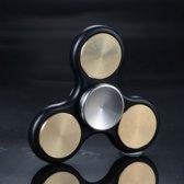Fidget Spinner - Hand Spinner-zwart-EDC