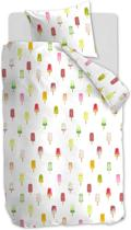 Beddinghouse Kids Ice Cream Dekbedovertrek - Eenpersoons - 120x150 - Multi