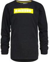 Raizzed Jongens T-shirt - Deep Black - Maat 110