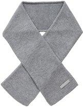 Jollein sjaal natural knit grey sjaal natural knit grijs