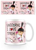 Despicable Me 3 Unicorns I Love Them
