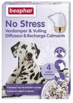 Beaphar no stress verdamper met vulling hond 30 ml