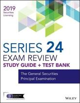 Wiley Series 24 Securities Licensing Exam Review 2019 + Test Bank