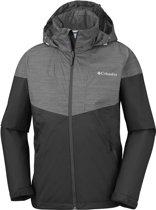 Columbia Inner Limits Jacket Heren Outdoorjas - Black/Graphite - L