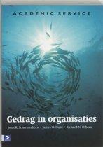 Gedrag in organisaties