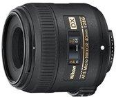 Nikon AF-S 40mm f/2.8G Micro DX