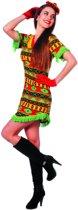 Mexicaanse jurk bandita voor dame