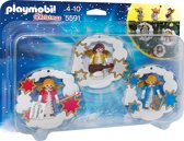 "Playmobil Kerstdecoratie ""Engelen"" - 5591"