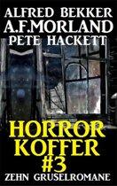 Horror-Koffer #3: Zehn Gruselromane