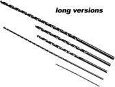 HSS metaalboor extra lang: 7.5x200 mm