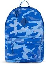Parkland Meadow Backpack Woodland Camo Blue
