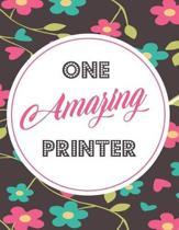 One Amazing Printer