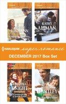 Harlequin Superromance December 2017 Box Set