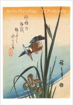 Ando Hiroshige - 12 Postcards