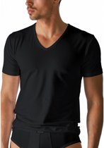 2 Pack Bamboo Boru | T-Shirt V-hals | Zwart| Maat M