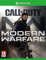 Cover van de game Call of Duty: Modern Warfare - Xbox One