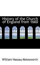 History of the Church of England from 1660