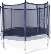 Avyna Veiligheidsnet tbv 3,65 trampoline (12 ft) Blauw