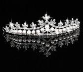 Eye Catcher - Kristallen Tiara/Kroon