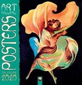 Art Nouveau Posters Kalender 2020