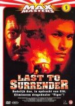 Last To Surrender (dvd)