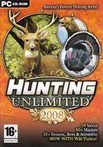 Hunting Unlimited 2008 - Windows