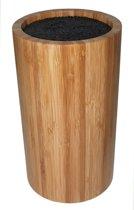 Point-Virgule Messenblok Magneet - Bamboe