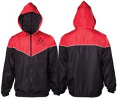 Assassin's Creed - Windbreaker Jas Red/Black